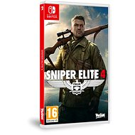 Sniper Elite 4 - Nintendo Switch - Hra na konzoli