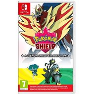 Pokémon Shield + Expansion Pass - Nintendo Switch