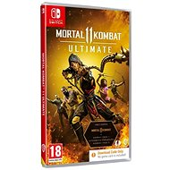 Mortal Kombat 11 Ultimate - Nintendo Switch