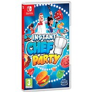 Instant Chef Party - Nintendo Switch