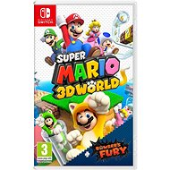 Super Mario 3D World + Bowsers Fury - Nintendo Switch - Hra na konzoli