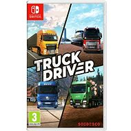 Truck Driver - Nintendo Switch - Console Game