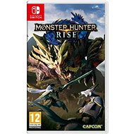 Monster Hunter Rise - Nintendo Switch - Hra na konzoli
