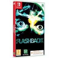 Flashback - Nintendo Switch - Hra na konzoli