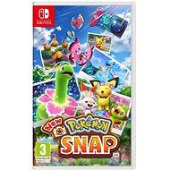 New Pokémon Snap - Nintendo Switch - Hra na konzoli