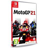 MotoGP 21 - Nintendo Switch - Hra na konzoli