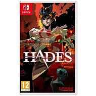 Hades - Nintendo Switch - Hra na konzoli