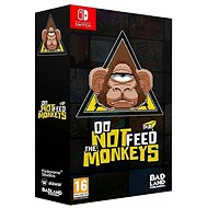 Do Not Feed The Monkeys: Collector's Edition - Nintendo Switch - Console Game