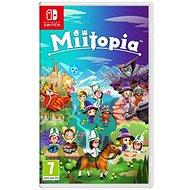 Miitopia - Nintendo Switch - Hra na konzoli