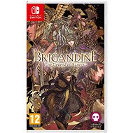 Brigandine: The Legend of Runersia - Nintendo Switch - Hra na konzoli