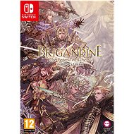 Brigandine: The Legend of Runersia - Collectors Edition - Nintendo Switch - Hra na konzoli