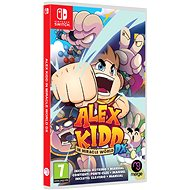 Alex Kidd in Miracle World DX - Nintendo Switch - Hra na konzoli