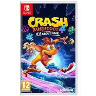 Crash Bandicoot 4: Its About Time - Nintendo Switch - Hra na konzoli
