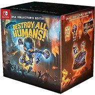 Destroy All Humans! - DNA Collectors Edition - Nintendo Switch - Hra na konzoli