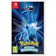 Pokémon Brilliant Diamond - Nintendo Switch - Hra na konzoli