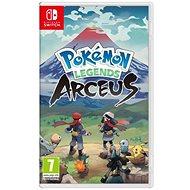Pokémon Legends: Arceus - Nintendo Switch - Hra na konzoli