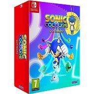 Sonic Colours: Ultimate - Limited Edition - Nintendo Switch - Hra na konzoli