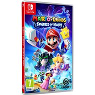 Mario + Rabbids: Sparks of Hope - Nintendo Switch - Hra na konzoli