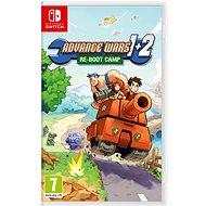 Advance Wars 1+2: Re-Boot Camp - Nintendo Switch - Hra na konzoli