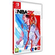 NBA 2K22 - Nintendo Switch - Hra na konzoli