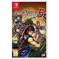 Samurai Warriors 5 - Nintendo Switch - Hra na konzoli