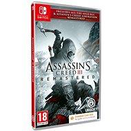 Assassins Creed 3 + Liberation Remaster - Nintendo Switch