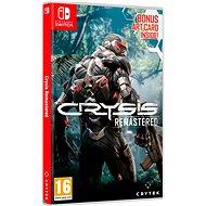 Crysis Remastered - Nintendo Switch - Hra na konzoli