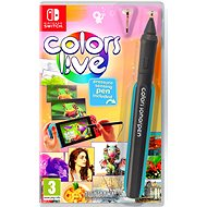 Colors Live - Nintendo Switch - Console Game