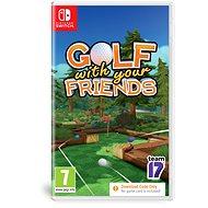 Golf With Your Friends - Nintendo Switch - Hra na konzoli