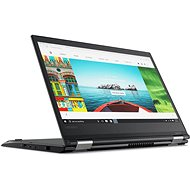 Lenovo ThinkPad Yoga 370 Black - Tablet PC