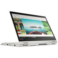 Lenovo ThinkPad Yoga 370 Silver - Tablet PC