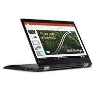 Lenovo ThinkPad L13 Yoga Gen 2 Black - Tablet PC