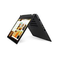 Lenovo ThinkPad X380 Yoga Black - Tablet PC