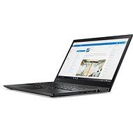Lenovo ThinkPad T470s Black - Notebook