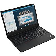 Lenovo ThinkPad E590 Black - Notebook