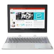 Lenovo Miix 320-10ICR Platinum 64GB + dock s klávesnicí - Tablet PC