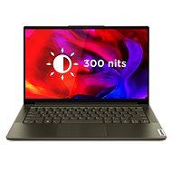 Lenovo Yoga Slim 7 14IIL05 Dark Moss kovový - Ultrabook