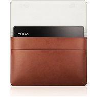 Lenovo Yoga 720 13'' Leather Sleeve hnědé - Pouzdro na notebook