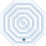 NetSpa nafukovací termokryt SILVER - Krycí plachta