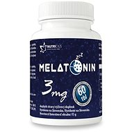NUTRICIUS Melatonin 3mg tbl.60