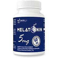 NUTRICIUS Melatonin 5mg tbl.60