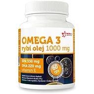 Omega 3 Fish Oil 1000mg EPA330mg/DHA220mg  60 Capsules - Omega 3
