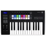 NOVATION Launchkey 25 MK3 - MIDI klávesy