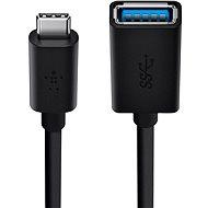 Belkin USB-C 3.1 Gen 1 prodlužovací, 0.14m - Datový kabel