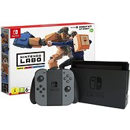 Nintendo Switch - Grey + Nintendo Labo Robot kit - Herní konzole