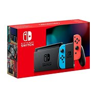 Nintendo Switch - Neon Red&Blue Joy-Con