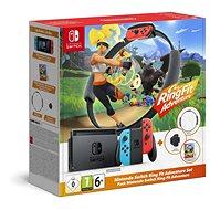 Nintendo Switch Ring Fit Adventure Set - Herní konzole