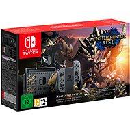 Herní konzole Nintendo Switch Monster Hunter Rise Edition