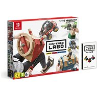 Nintendo Labo - Toy-Con Vehicle Kit pro Nintendo Switch - Hra pro konzoli