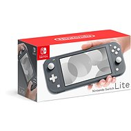 Nintendo Switch Lite - Grey - Herní konzole